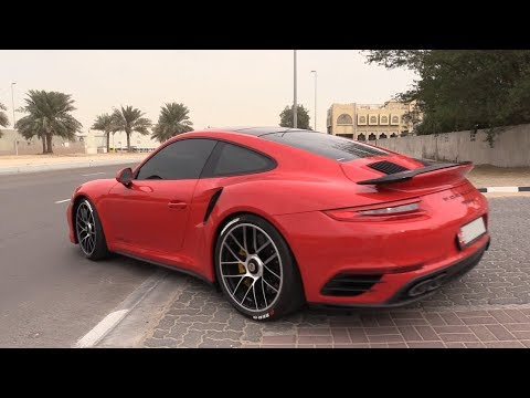 735HP Porsche 991 Turbo S PP Performance – Fast Accelerations, Onboard & Revs!
