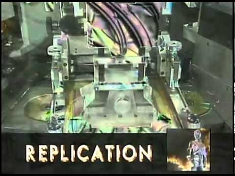 Michael Jackson's CD Manufacturing