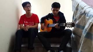 Nơi tình yêu kết thúc-guitar cover
