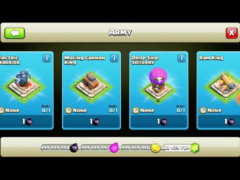 NEW CLASH OF CLANS PRIVATE SERVER 2017(ANDROID)+UNLIMITED EPIC BUILDINGS +LINK!!!