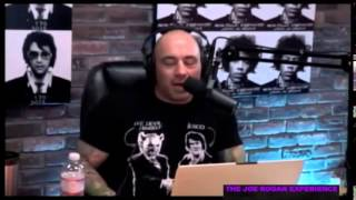 Joe Rogan Does The Best Alex Jones Impression with Cenk Uygur