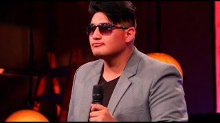 'Deyvis Orosco' se ganó las palmas de los miembros del jurado de Yo Soy