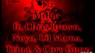 Milli ft. Chris Brown, Lil Mama, Neyo, Trina, & Cory Gunz