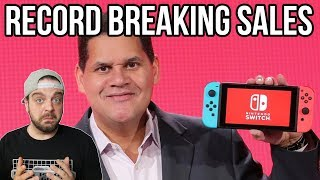Nintendo Switch and Smash Ultimate CRUSH Sales Records! | RGT 85
