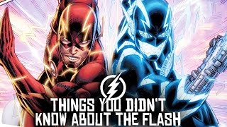 10 Things You NEED To KNOW About The Flash