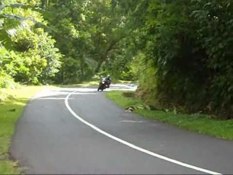 Ninja 250R Sangihe Road Tahuna