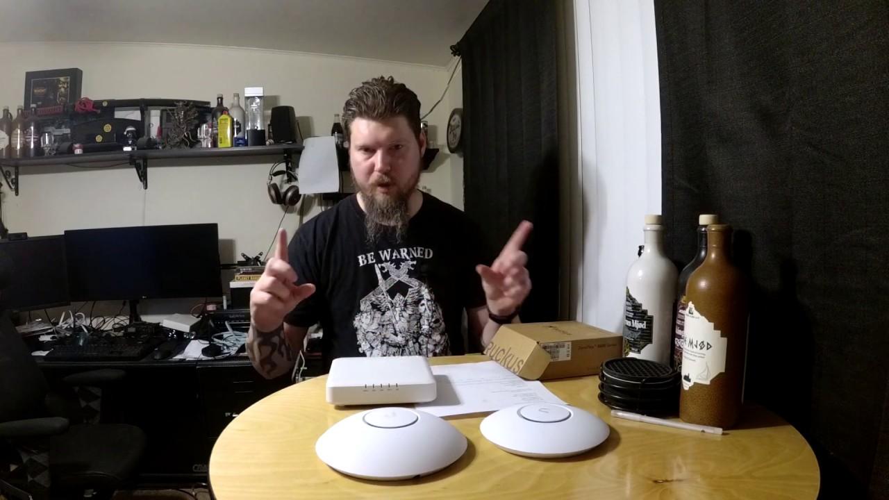 Getting Rid of My Ubiquiti Gear? - New AP's Ruckus R600