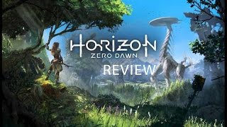 BEST PS4 GAME OF 2017? - Horizon Zero Dawn REVIEW on PS4