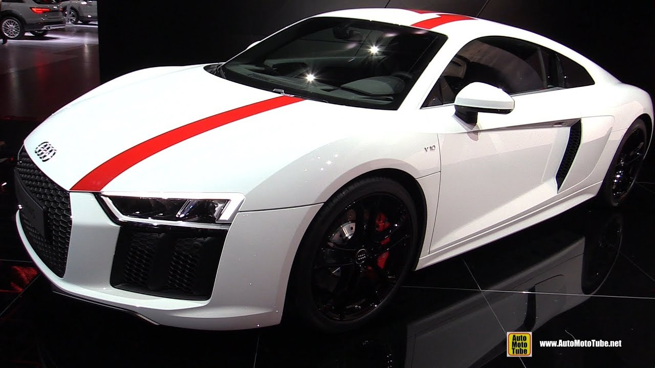 2018 audi r8 v10 rws exterior and interior walkaround. Black Bedroom Furniture Sets. Home Design Ideas