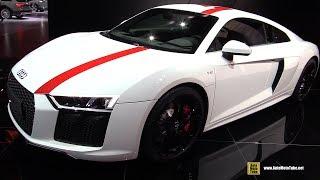2018 Audi R8 V10 RWS - Exterior and Interior Walkaround - 2017 Frankfurt Auto Show