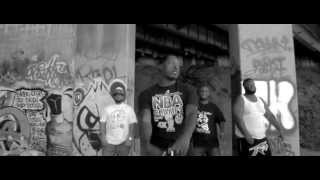 "B-Jada Ft. Lazy Genius & Dave Bush ""Zulu Nation"" - El Negro (Official Video)"