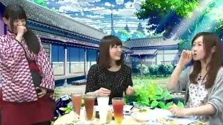 発言がおっさんと化した花澤香菜「お姉さんを観ながら」発言に動揺する...