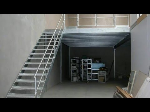 Mezzanine Floor Construction Sydney  YouTube