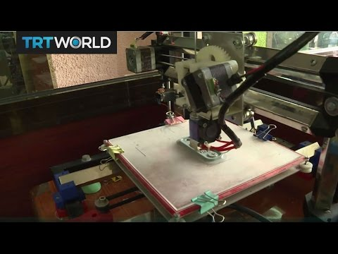 Tanzania 3D Printing: Machines could produce cheap medical products