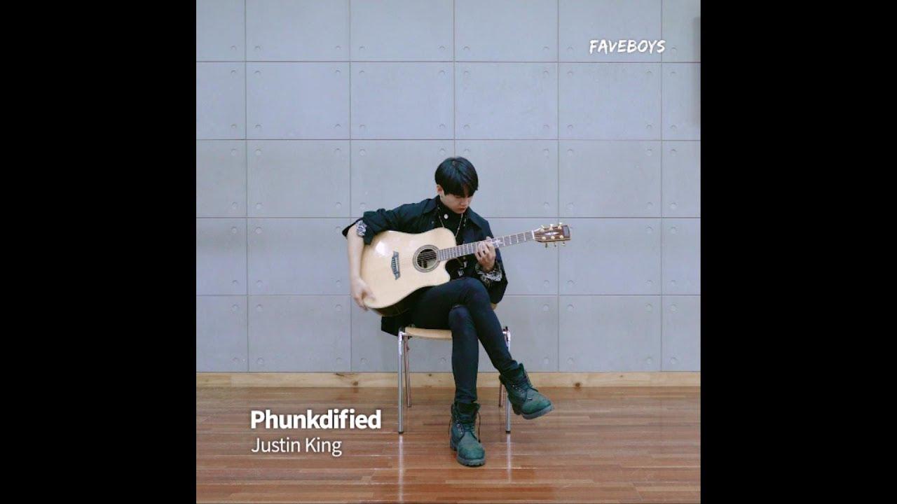 FAVEBOYS(페이브보이즈) : 임형빈(Lim Hyeongbin) - 'Phunkdified' Guitar Cover
