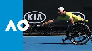 Stefan Olsson v Gustavo Fernandez match highlights (F) | Australian Open 2019