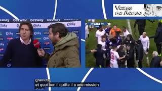 Entrevista Sá Pinto quando vence o Anderlecht em casa ( Com Legendas )