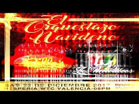 Destinos express VIP invita a Los Melódicos y La Billo´s Caracas Boys 23Dic Hesperia Valencia