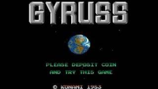 Retro Arcade - Gyruss