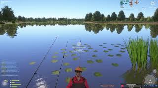 Русская рыбалка 4 Озеро Янтарное