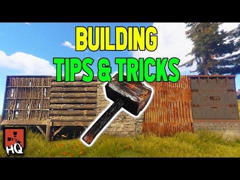 10 Building TIPS & TRICKS - Rust thumbnail