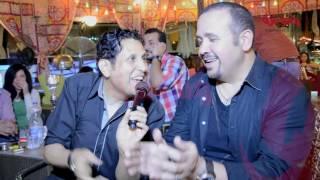 بالفيديو والصور.. شاهد 'دويتو خاص' يجمع بين (هشام عباس وأحمد جوهر)
