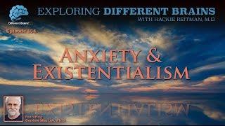Anxiety & Existentialism, With Gordon Marino, Ph.D. | EDB 134