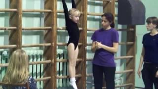 Спортивная гимнастика/  Gymnastics girls