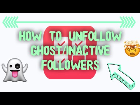 How To Remove Ghost / Inactive Followers on Instagram 2019! WORKING 100%