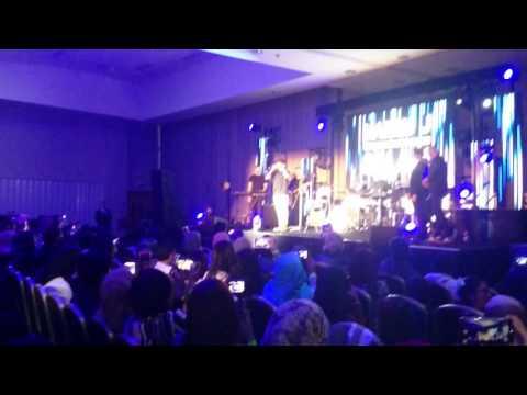 Harris J - Intro and Salam Alaikum - Salam UK Tour 2017 - Birmingham