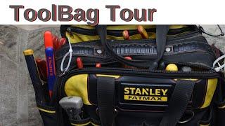 Plumbers Tool Bag, Dr Pipes Old Bag
