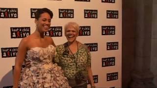 Alicia Keys and Swizz Beatz get married