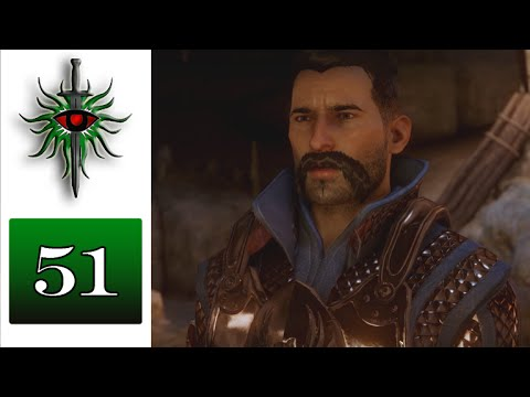 Let's Play Dragon Age: Inquisition (Blind) - 51 - Call of Corypheus