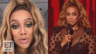 Tyra Banks Addresses 'DWTS' Criticism