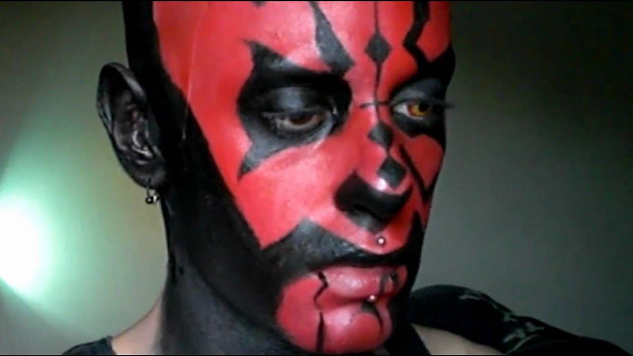 Algonquin Face Paint