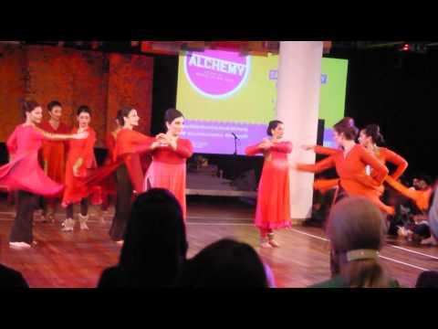 Southbank Centre - Alchemy - Bodyline Ankh Dance - Part 3 of 3