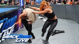 Becky Lynch basks in her Championship Coronation: SmackDown LIVE, Sept. 18, 2018 thumbnail
