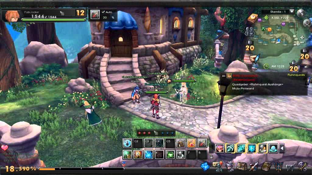 Aura Kingdom Deutsch Download