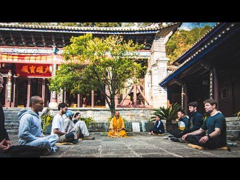 How a Zen Buddhist Master Rejected Me... [SHORT FILM] - 禅宗佛教大师拒绝我 Zen Buddhism