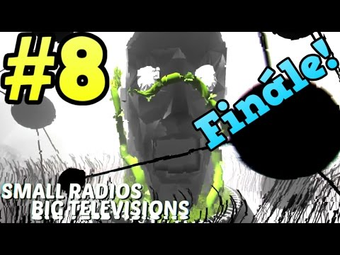 Small Radios Big Televisions Gameplay - Part 8 | Finale End | FOUND ALL OPTIC CRYSTAL LENS! | SRBT