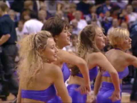 NBA Live 99: Pacific Division Halftime Show (PC)