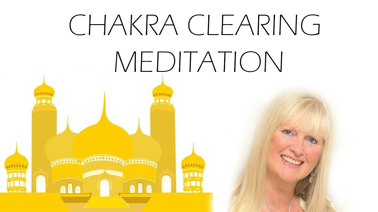 Quick Chakra Clearing Meditation - Temple of Golden Light