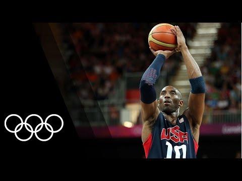 Kobe Bryant's best Olympic Basketball highlights