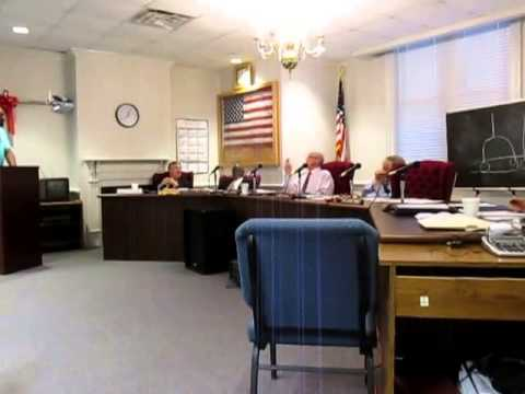 2014-07-19 Twiggs County Board of Commissioners regular meeting