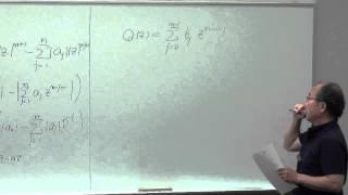慶應大学 理工学部 講義 物理情報数学A 第八回