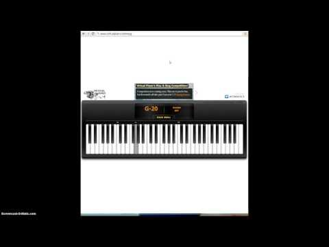 Silent Hill Promise Virtual Piano Net