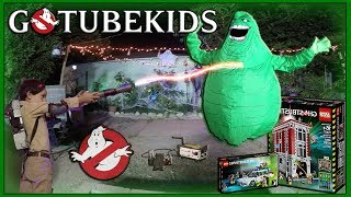 The Ghostbusters GoTubeKids Special