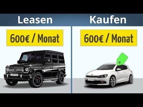Auto Leasen oder Kaufen: Was ist besser?