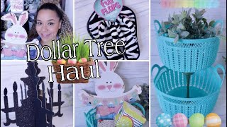 Dollar Tree Haul February 2019 Spring, Easter and MORE