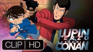"""Lupin III VS Detective Conan - Clip """"Lupin e Conan faccia a faccia"""" -  AL CINEMA 10 e 11 Febbraio"""
